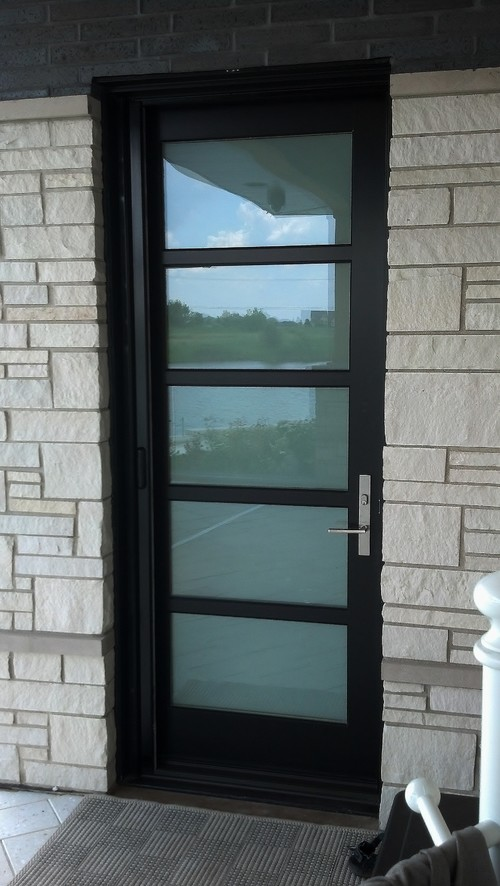 Back exterior doors best 25 back doors ideas on grey for Exterior back doors for home