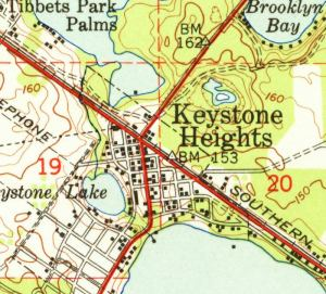 Keystone-heights-fl-map