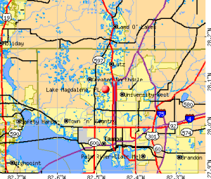 Lake-Magdalene-fl-map