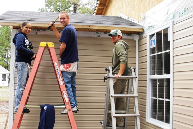 Professional Vinyl Siding Installation In Riverview